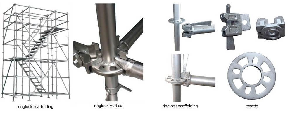 cấu tạo giàn giáo ringlock